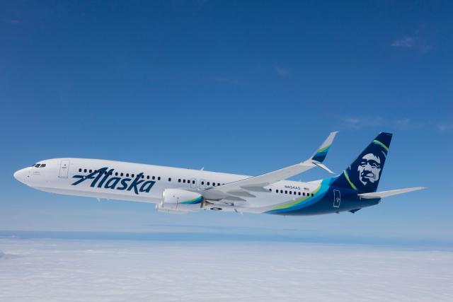 ニュース画像 1枚目:アラスカ航空