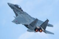 ニュース画像:田中みな実さんF-15DJ戦闘機に搭乗、TBSジョブチューン