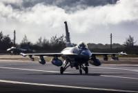 ニュース画像 2枚目:コープ・ノース20に参加する三沢所属F-16ファイティングファルコン