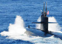 海自とアメリカ海軍、2月17日から21日まで四国沖で対潜訓練 の画像