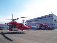 ニュース画像:運輸安全委員会、札幌市消防ヘリのおもり落下を調査