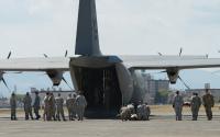 ニュース画像:日米共同統合防災訓練、2月22日に横田基地と入間基地で離発着