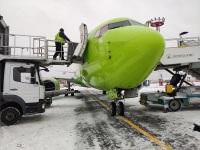 ニュース画像:ドモジェドヴォ空港、機内ゴミのリサイクルでS7航空と提携