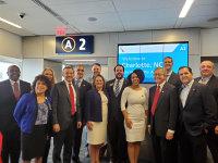 ニュース画像:アメリカン航空、シャーロット空港に搭乗口を追加 運航は1日700便に