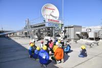 ニュース画像:川崎重工業、岐阜工場で小学生を対象とした「宇宙教育講座」を開催