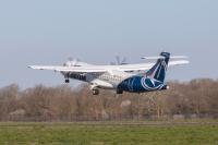 ニュース画像:タロム航空、初のATR-72-600を導入 NACからリース