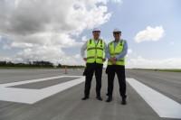 ニュース画像:ブリスベン空港、新滑走路がほぼ完成 7月12日から供用開始へ