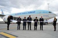 ニュース画像:ブダペスト空港、新たな貨物取扱設備「BUD カーゴ・シティ」が完成
