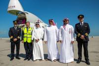 ニュース画像:カタール航空カーゴ、300トンの医薬品を中国へ輸送・寄付