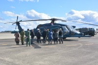 ニュース画像:新田原基地、陸上自衛隊西部方面隊のオピニオンリーダー研修を実施