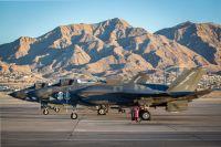 ニュース画像:イギリス空軍、レッドフラッグにタイフーンやF-35Bなど派遣