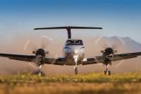 ニュース画像:テキストロン・アビエーション、ペル・エアにキングエア350を納入