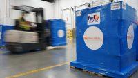 ニュース画像:フェデックス、新型コロナウイルス感染拡大で緊急医療用品を中国に輸送