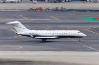 ニュース画像:運輸安全委員会、アメリカ企業所有BD-700で発生した気圧低下で調査