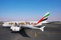 ニュース画像:エミレーツ航空、環境経営を強化 絶滅危惧種の保護活動など
