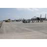 ニュース画像 4枚目:普天間基地でのF-15C
