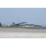 ニュース画像 5枚目:F-15Cが普天間を離陸