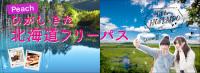 ニュース画像:ピーチ、2020年度もJR北海道とタイアップ フリーパスを販売