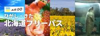 ニュース画像:AIRDO、2020年度もJR北海道とタイアップ フリーパスを販売