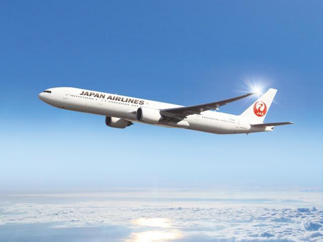 ニュース画像 1枚目:JAL 777-300ER