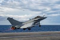 ニュース画像:フランス海軍とエジプト空軍のラファール、空戦訓練を実施