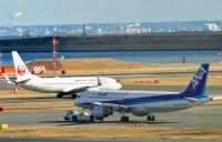 新型コロナウイルス対策、国内航空各社が国内線特別対応 悪天候時と同様の画像