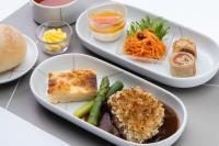 ニュース画像:JAL、3月の国内線ファースト機内食は三条市の食材を使ったメニュー