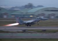 ニュース画像:小松基地、3月の夜間飛行訓練計画 計10日間