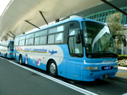 ニュース画像 1枚目:高松空港リムジンバス
