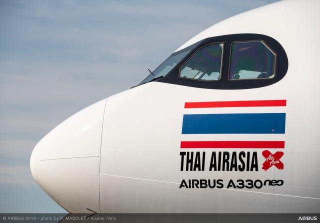 ニュース画像 1枚目:タイ・エアアジア・エックス イメージ