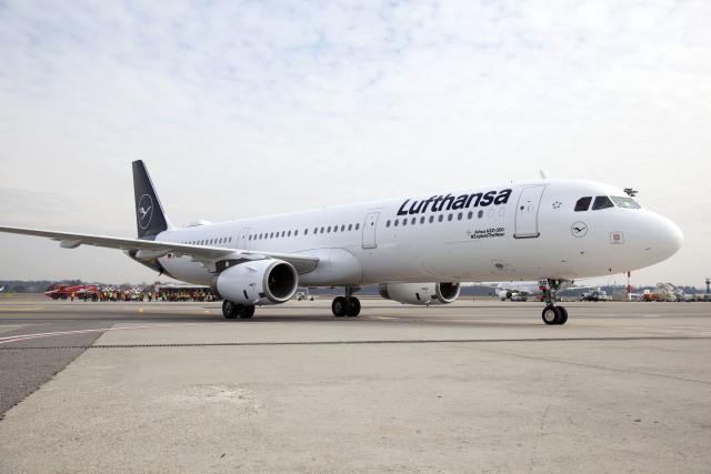 ニュース画像 1枚目:ルフトハンザドイツ航空 イメージ