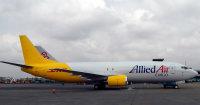 ニュース画像:AEI、ナイジェリアのアライド・エアから737-800SF改修を受注