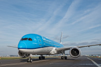 ニュース画像:KLMオランダ航空、3月末からローガンエアーとコードシェア提携を開始