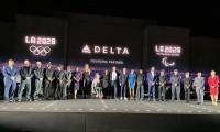 ニュース画像:デルタ航空、ロサンゼルス2028大会のオフィシャルエアラインに
