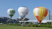 ニュース画像:熱気球ホンダグランプリの第1戦、コロナウイルス感染拡大防止で延期