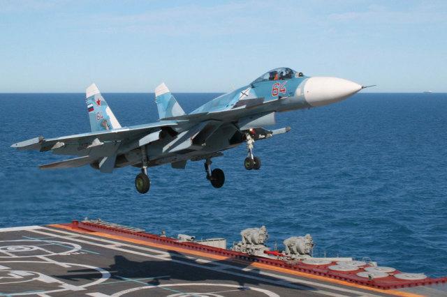 ニュース画像 1枚目:Su-33 フランカーD