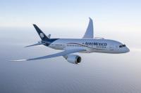 ニュース画像:アエロメヒコ航空、アメリカ、韓国、イタリア線で予約変更などで特別対応