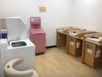 ニュース画像:鹿児島空港、5番、8番ゲート前ベビー休憩室をリニューアル