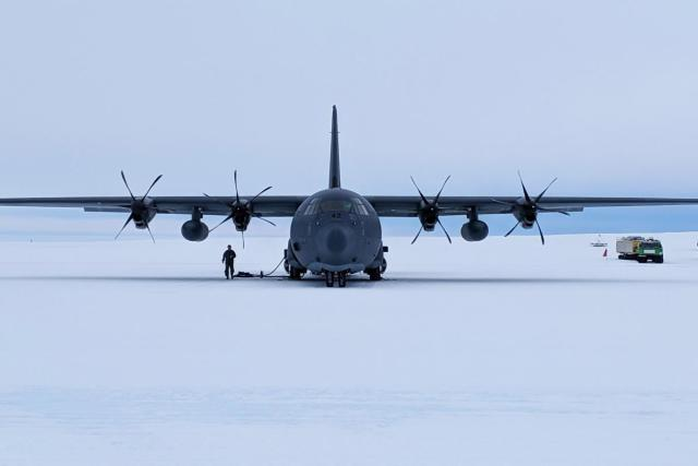 ニュース画像 1枚目:RAAF C-130J