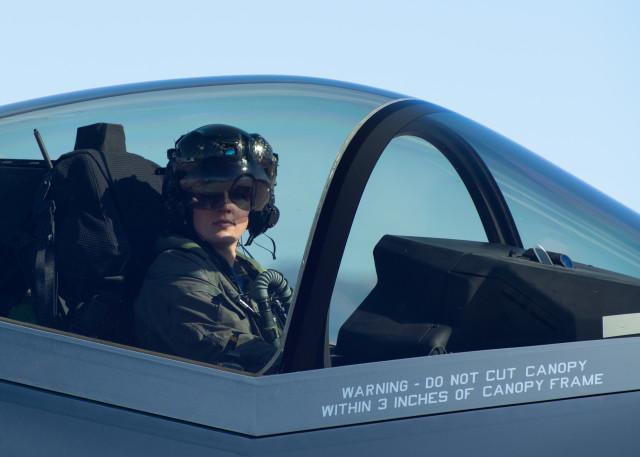 ニュース画像 1枚目:クリスティン「ベオ」ウルフ大尉