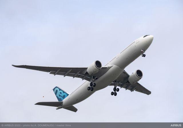 ニュース画像 1枚目:A330-900 MTOW251