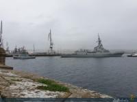 ニュース画像:スペイン海軍「ブラス・デ・レゾ」、フランス海軍空母打撃群に加わる
