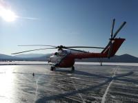 ニュース画像:ロシアン・ヘリコプターズMi-171A2、バイカル湖で速度記録を樹立