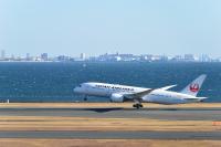 ニュース画像:JAL、アメリカ行きエコノミーセールの予約期間を3月25日まで延長