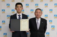 ニュース画像:崇城大学、航空操縦学専攻学生がJAPA「会長奨励賞」受賞 3年連続で