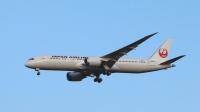 ニュース画像:日本の航空機登録、2月はJALの787-9など8機を新規登録