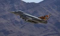 ニュース画像:ネリス空軍基地、「レッド・フラッグ20-2」演習 3月20日まで