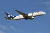 ニュース画像:アエロメヒコ航空、4月以降発券分の燃油サーチャージを据え置き