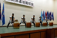 ニュース画像:新田原基地、コロナウイルスの影響で観桜会中止