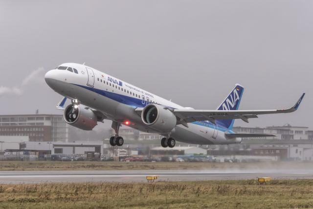 ニュース画像 1枚目:ANA A320neo